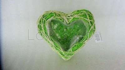 2030 Srdce prútie